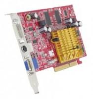 MSI Radeon 9550 250Mhz AGP 256Mb 400Mhz 128 bit DVI TV