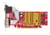 MSI Radeon X300 SE 325Mhz PCI-E 128Mb 400Mhz 64 bit DVI TV HDCP
