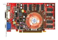 MSI GeForce 6600 300Mhz PCI-E 128Mb 600Mhz 128 bit DVI TV YPrPb