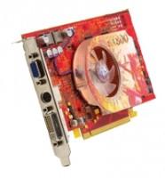 MSI Radeon X800 392Mhz PCI-E 128Mb 700Mhz 256 bit DVI TV HDCP YPrPb