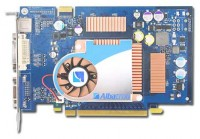 Albatron GeForce 6600 GT 500Mhz PCI-E 128Mb 1000Mhz 128 bit DVI TV