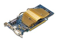 GIGABYTE Radeon X800 XL 400Mhz PCI-E 256Mb 1000Mhz 256 bit DVI VIVO YPrPb