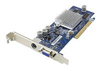 GIGABYTE Radeon 9550 250Mhz AGP 128Mb 400Mhz 64 bit TV
