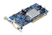 GIGABYTE Radeon 9250 240Mhz AGP 128Mb 400Mhz 128 bit DVI TV