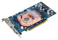 ASUS GeForce 6800 XT 350Mhz PCI-E 256Mb 600Mhz 256 bit DVI TV YPrPb