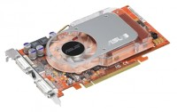 ASUS Radeon X800 GTO 400Mhz PCI-E 256Mb 980Mhz 256 bit 2xDVI VIVO