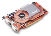 ASUS Radeon X800 XT 500Mhz PCI-E 256Mb 1000Mhz 256 bit 2xDVI VIVO YPrPb
