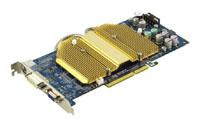 GIGABYTE GeForce 6800 325Mhz AGP 128Mb 700Mhz 256 bit DVI TV