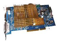 GIGABYTE GeForce 6600 300Mhz AGP 256Mb 400Mhz 128 bit DVI TV YPrPb