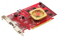 PowerColor Radeon X1300 450Mhz PCI-E 256Mb 800Mhz 128 bit 2xDVI TV YPrPb