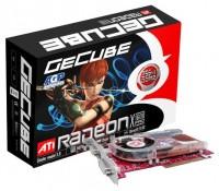 GeCube Radeon X1600 Pro 500Mhz AGP 256Mb 780Mhz 128 bit 2xDVI TV YPrPb