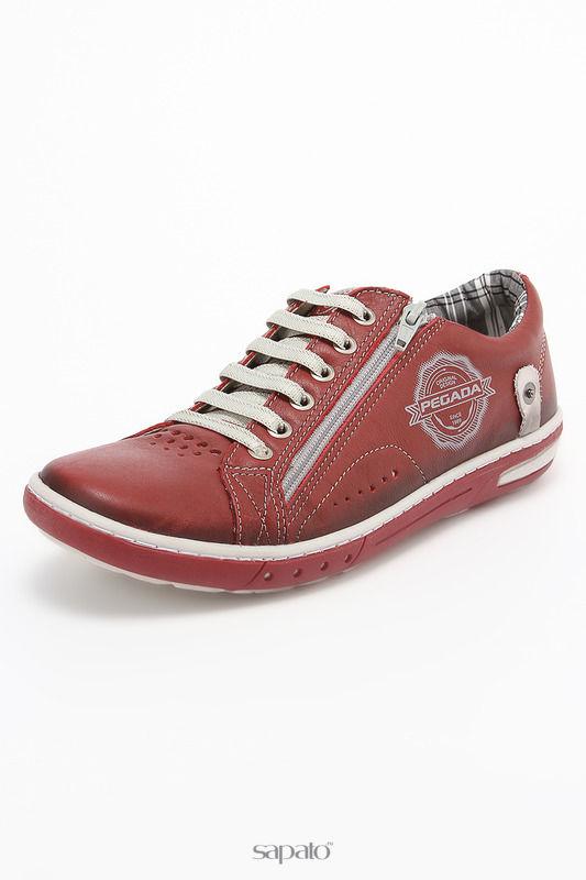 Туфли PEGADA Туфли красные