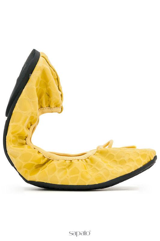 Балетки Butterfly Twists Балетки жёлтые
