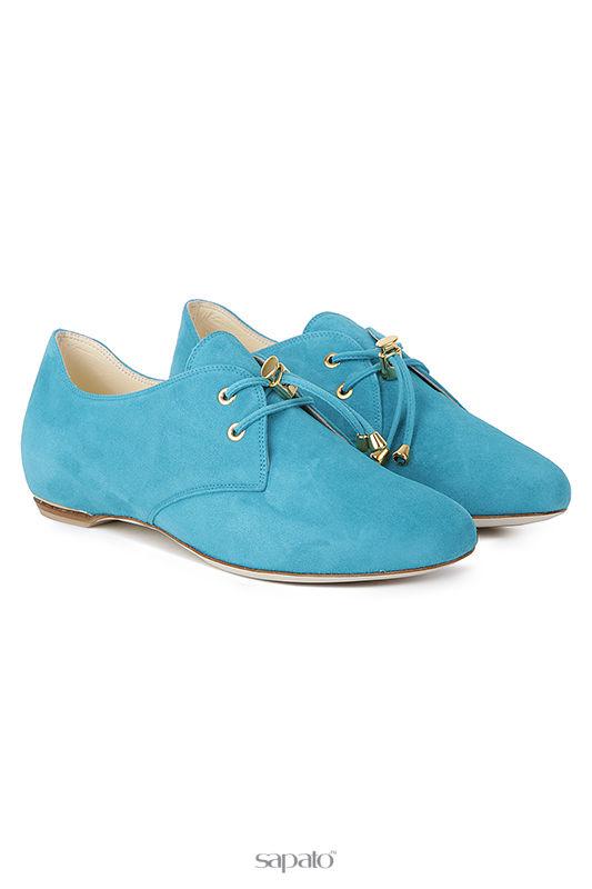 Ботинки Loriblu Ботинки голубые