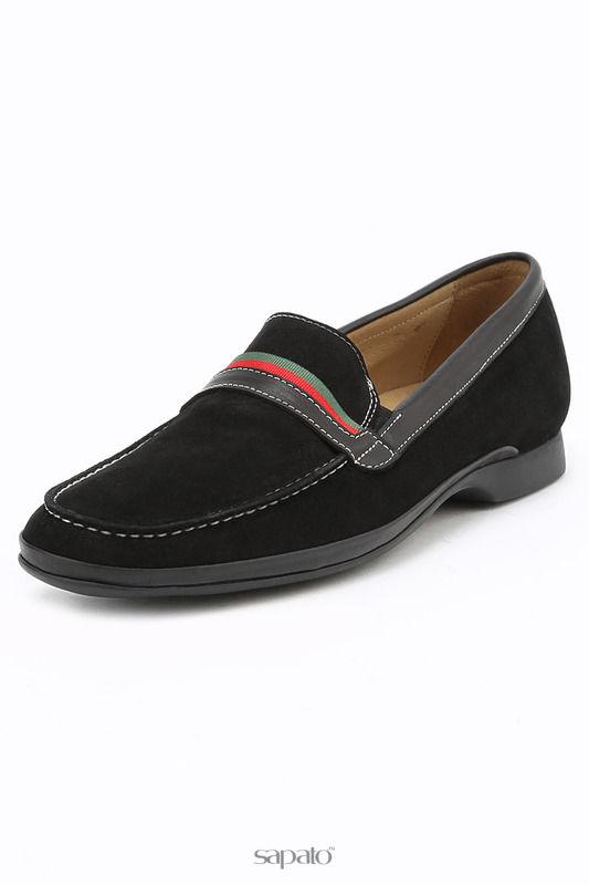 Ботинки Paco Jaen Полуботинки чёрные
