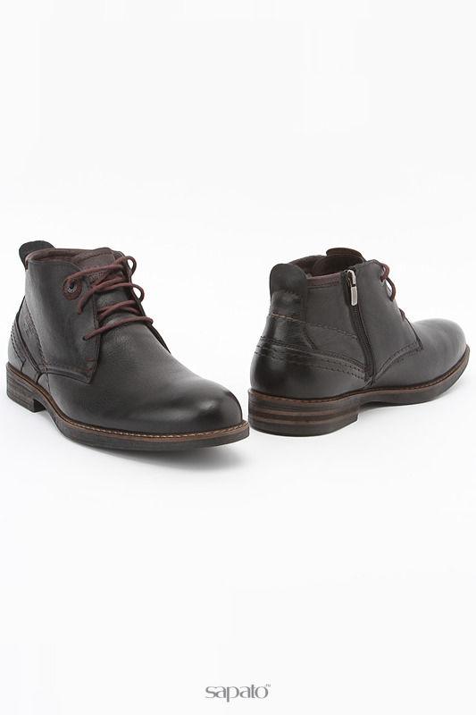 Ботинки CATUNLTD Ботинки чёрные