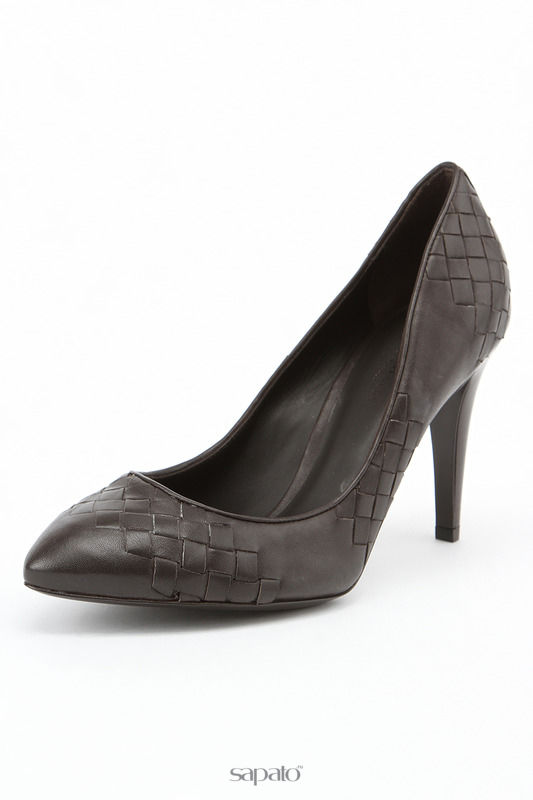 Туфли Bottega Veneta Туфли коричневые