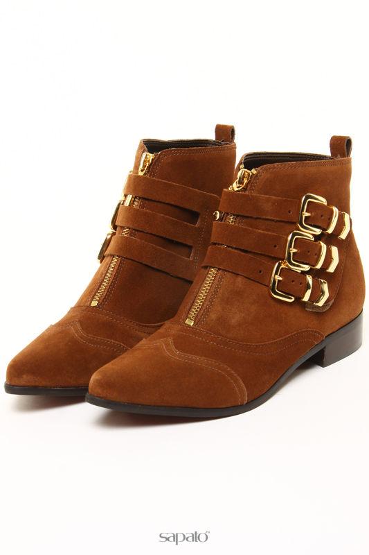 Ботинки Carrano Ботинки коричневые