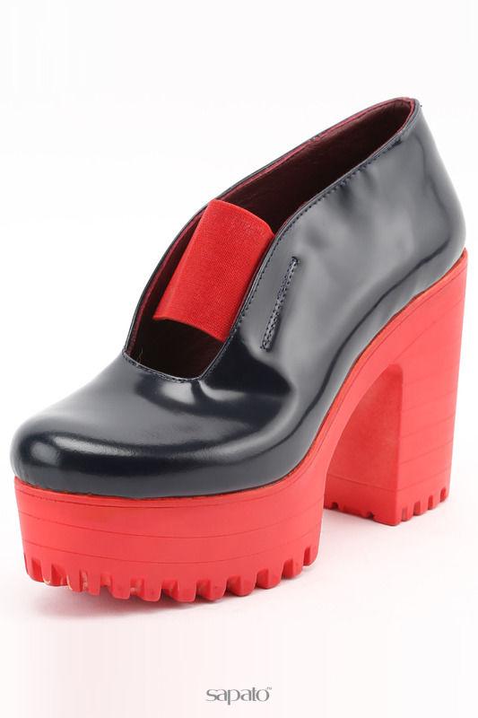 Туфли Almare Туфли красные