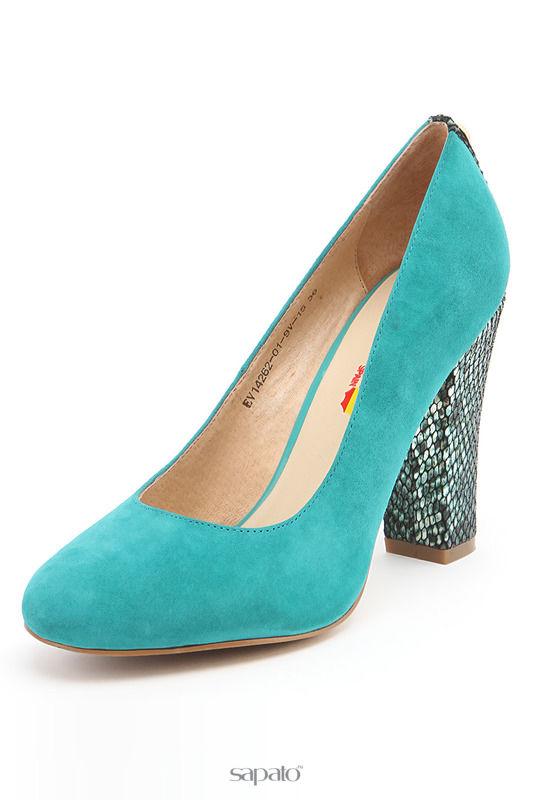 Туфли Evita Туфли голубые