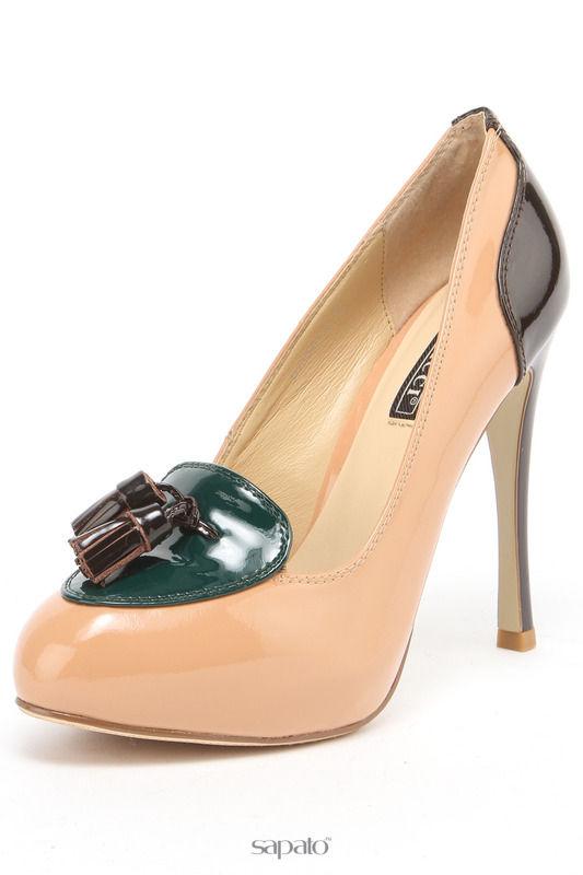 Туфли Vitacci Туфли зеленые