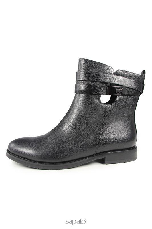 Ботинки Bravo Ботинки чёрные