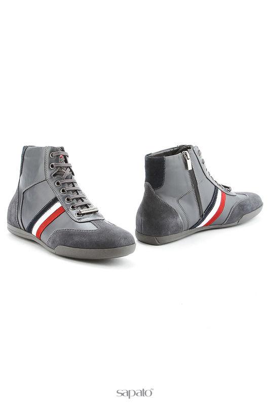 Ботинки Antonio Biaggi Ботинки серые