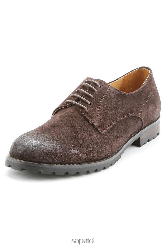 Ботинки Antonio Biaggi Полуботинки коричневые
