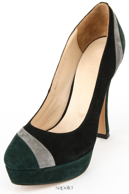 Туфли Calipso Туфли зеленые