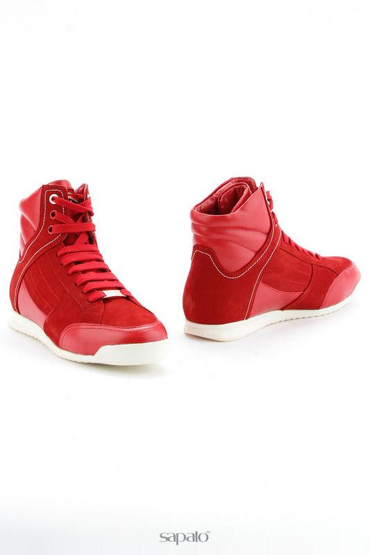Ботинки Antonio Biaggi Ботинки красные