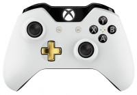 Microsoft Xbox One Wireless Controller Lunar White