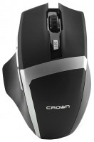 CROWN CMXG-801 Ghost Black USB