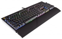 Corsair STRAFE RGB Cherry MX Red Black USB