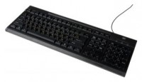 DNS OFFICE KB-007BK Black USB