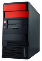 CasePoint MC7304-9036� Black/red 450W