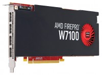 HP FirePro W7100 PCI-E 3.0 8192Mb 256 bit