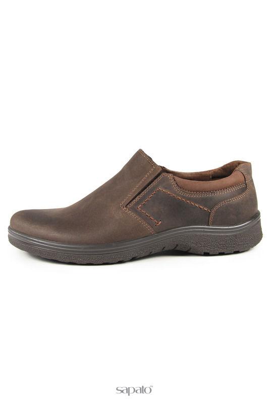 Ботинки Marko Полуботинки коричневые