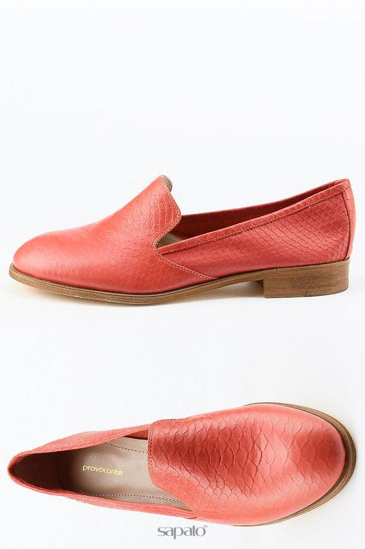 Туфли Provocante Туфли красные