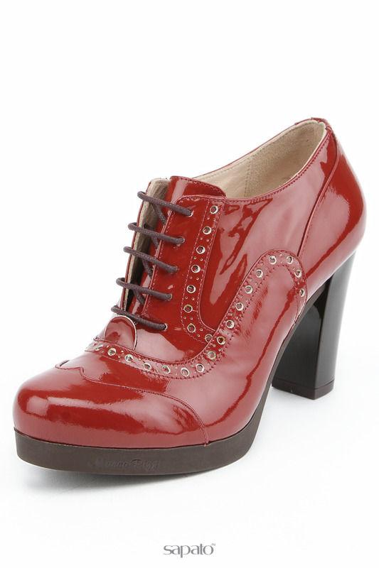 Ботинки Marco Rizzi Ботинки коричневые