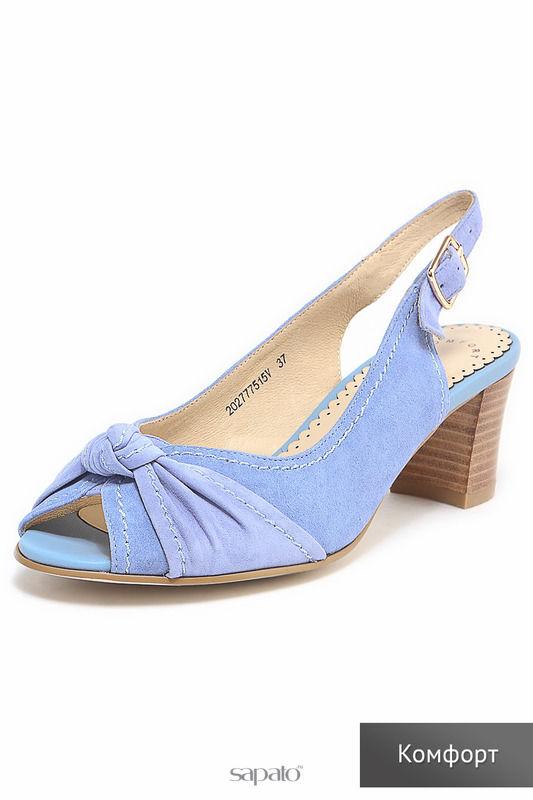Туфли Balex Туфли голубые