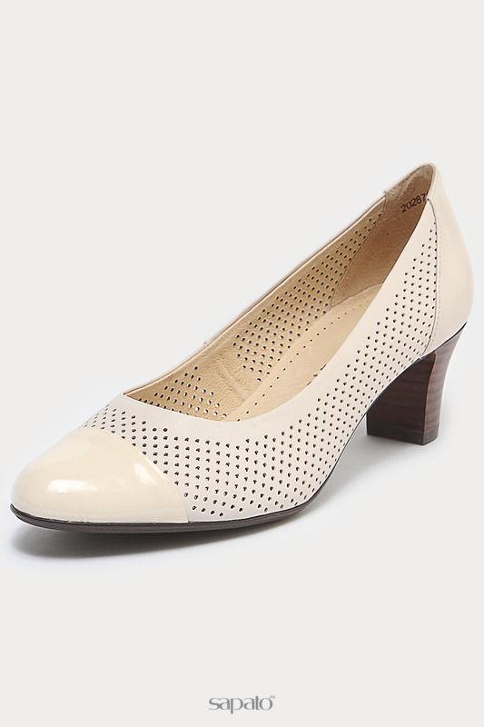 Туфли Balex Туфли белые
