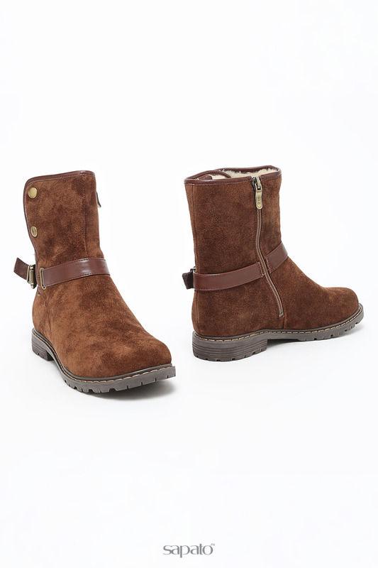 "Ботинки Palazzo D""oro Ботинки коричневые"