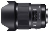 Sigma 20mm f/1.4 DG HSM Art Sigma SA