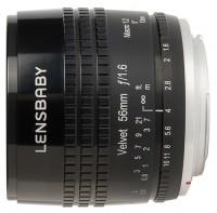 Lensbaby Velvet 56mm Minolta A