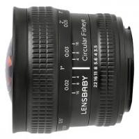 Lensbaby Circular with Fisheye Samsung NX