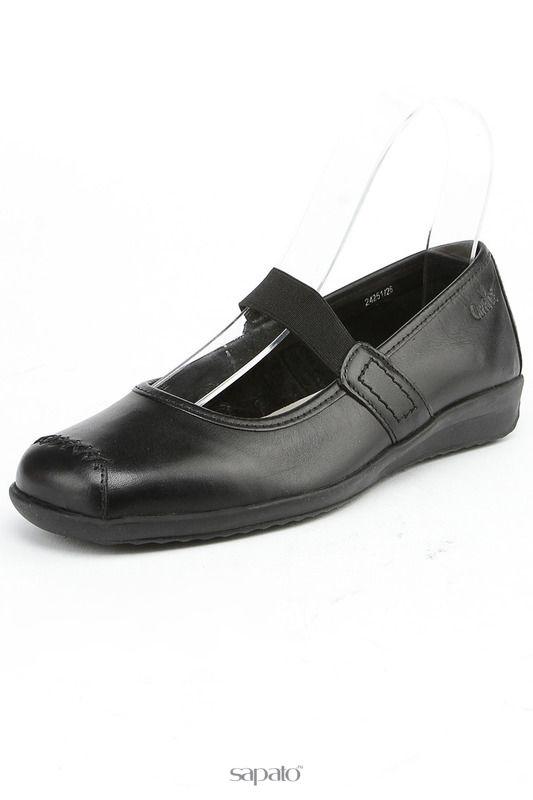 Туфли Caprice Туфли чёрные