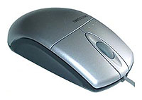 Mitsumi Optical Wheel Mouse Silver PS/2