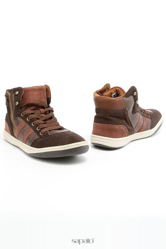 Ботинки CROSBY Ботинки коричневые