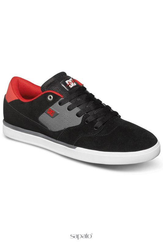 Ботинки DC Shoes Полуботинки чёрные