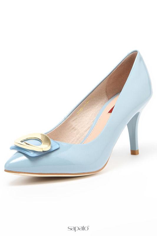 Туфли Milana Туфли голубые